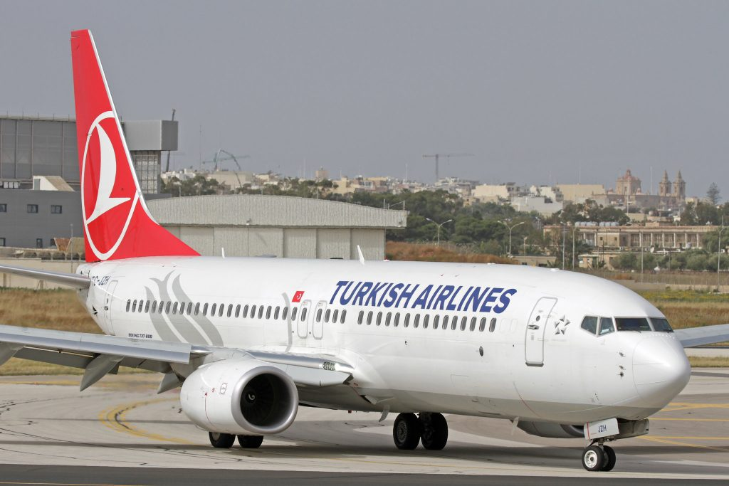 Avión Turkish